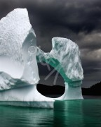 Leading Tickles Iceberg