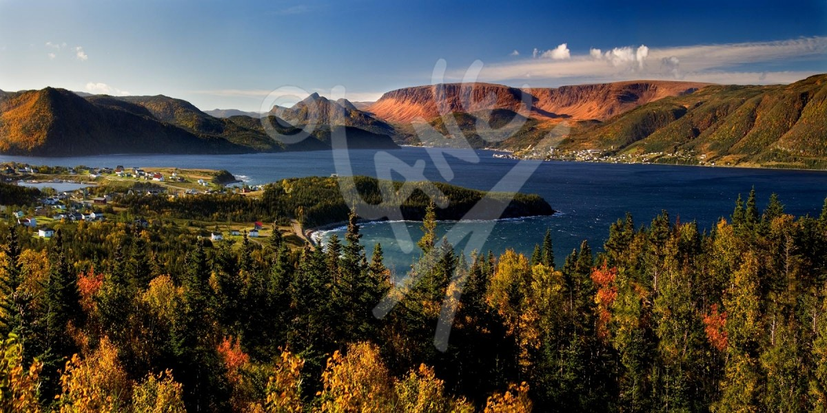 Bonne Bay, Gros Morne National Park