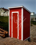 Twillingate outhouse