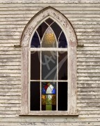 Seldom, church window