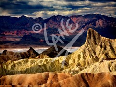 CALIFORNIA Zabriske Point