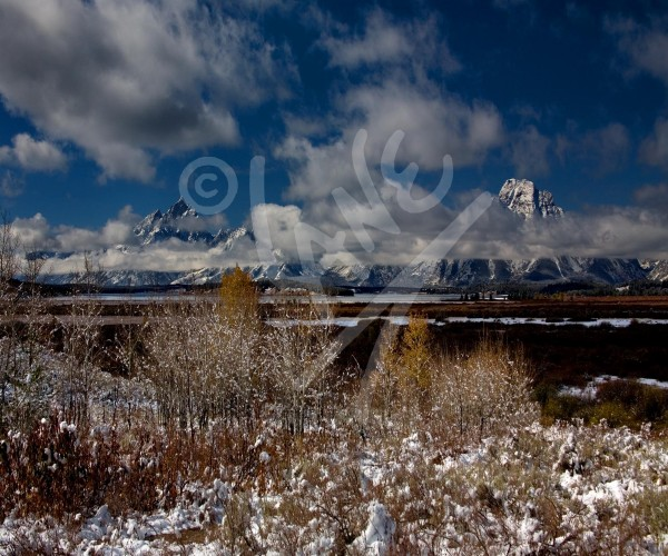 WYOMING Grand Tetons