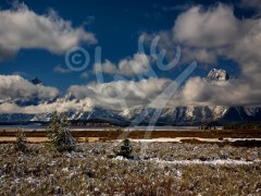 WYOMING The Grand Tetons