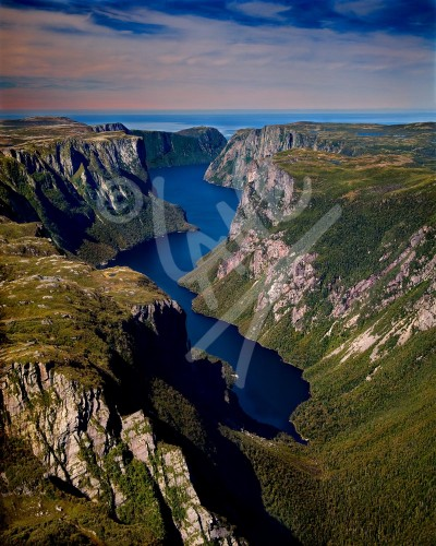 Western Brook Pond, Gros Morne