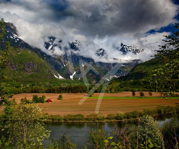 NORWAY Andalsnes