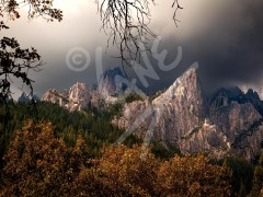 CALIFORNIA Castle Crags