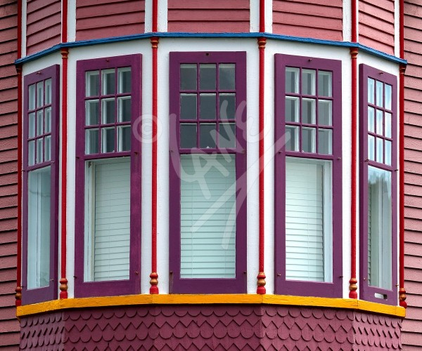 Twillingate window