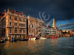 ITALY The Grand Canal, Venice