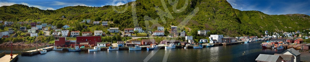Petty Harbour, south side