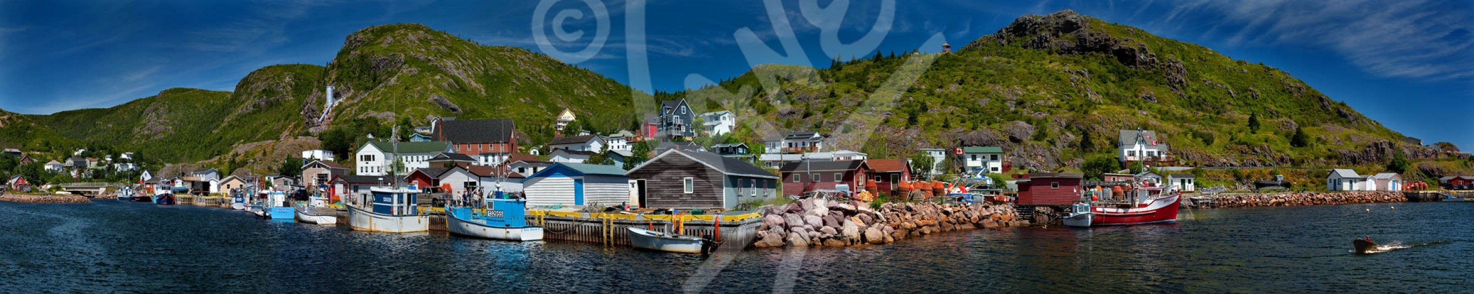 Petty Harbour, north side