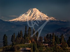 WASHINGTON Mount Rainier