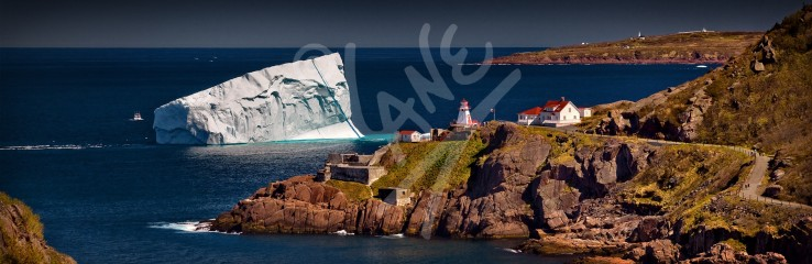 Cape Spear and Fort Amherst