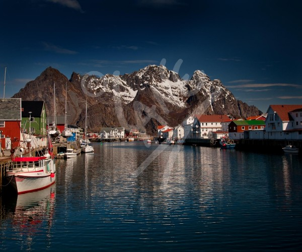 NORWAY Henningsvaer