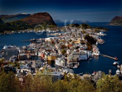 NORWAY Alesund