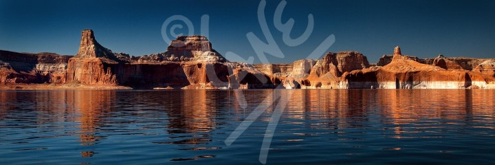 UTAH Lake Powell Reflections