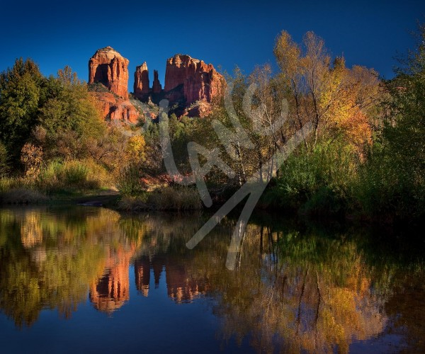 ARIZONA Cathedral Rocks, Sedona