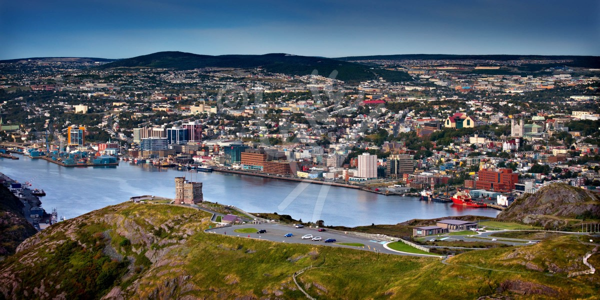 St. John's, Signal Hill & city