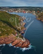 St. John's, Fort Amherst & the narrows