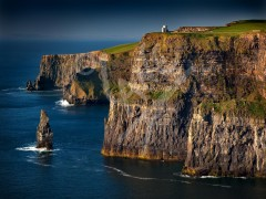 IRELAND The Cliffs of Moher