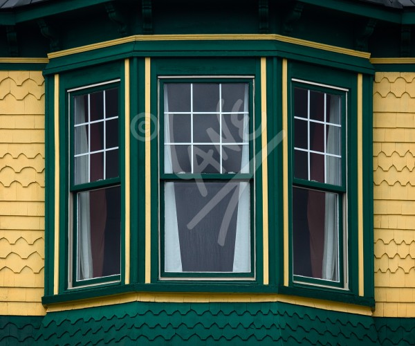 Harbour grace window