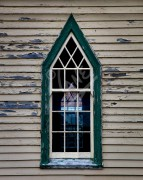 Bonavista church window