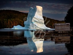 Bridgeport iceberg