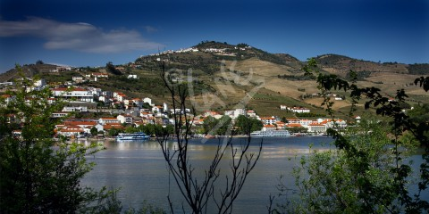 PORTUGAL Pinhao on the Douro River