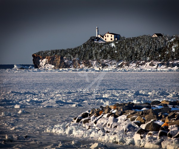 Rocky Harbour Lighthouse