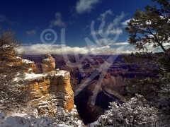 ARIZONA Winter, Grand Canyon